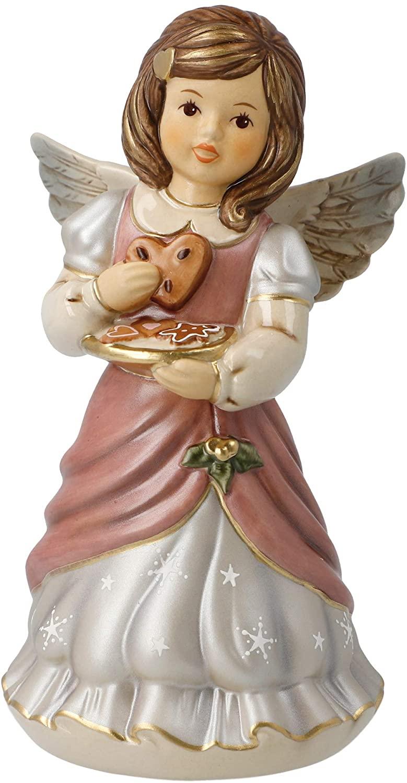 Goebel Engel Süße Leckereien 4163665 15 cm Jahresfarbe 2020