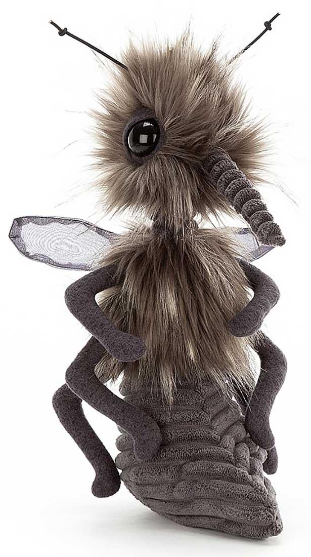 Jellycat Bodacious Bug Mosquito BB2M 25cm