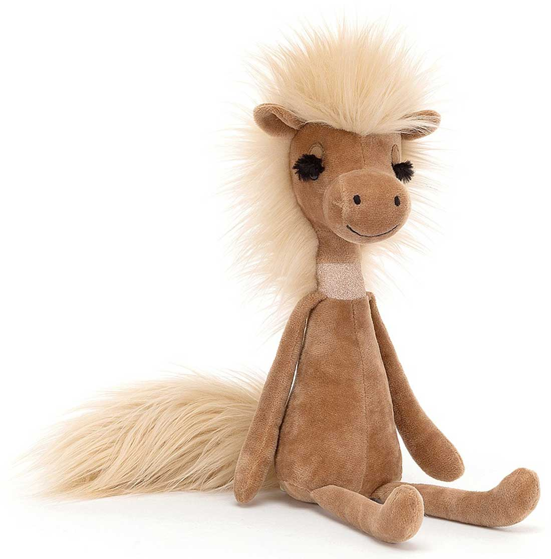 Jellycat Swellegant Willow Horse SWE2H