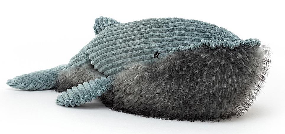 Jellycat Wiley Whale Whalefish WLY2W Blauwal 50cm