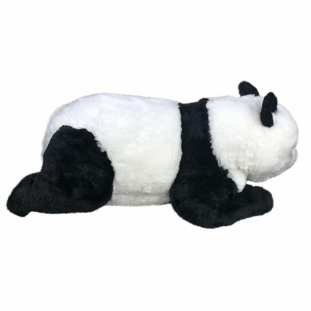 Wild Republic 19549 CK Jumbo Panda Reisen Panda Kuscheltier 76cm Extra Groß und FlauschigWild Republic - Cuddlekins - Buckelwal, zuhause in allen 7 Weltmeeren zieht der intelgente Buckewal seine Kreise. Weich, kuschelig und hervorragend verarbeitet, wie alle Stofftiere von Wild-Republic